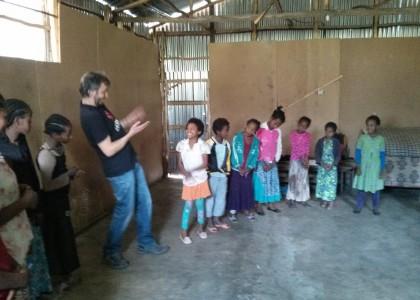 Ethiopia - Tutte a scuola